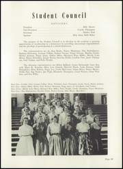 Page 73, 1955 Edition, Corsicana High School - Corsican Yearbook (Corsicana, TX) online yearbook collection