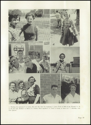 Page 83, 1955 Edition, Corsicana High School - Corsican Yearbook (Corsicana, TX) online yearbook collection