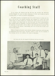 Page 86, 1955 Edition, Corsicana High School - Corsican Yearbook (Corsicana, TX) online yearbook collection