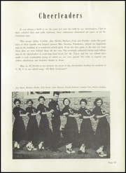 Page 87, 1955 Edition, Corsicana High School - Corsican Yearbook (Corsicana, TX) online yearbook collection