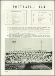 Page 88, 1955 Edition, Corsicana High School - Corsican Yearbook (Corsicana, TX) online yearbook collection