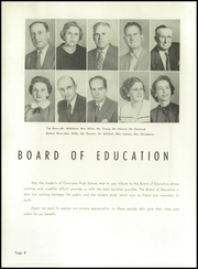 Page 12, 1956 Edition, Corsicana High School - Corsican Yearbook (Corsicana, TX) online yearbook collection