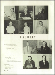 Page 14, 1956 Edition, Corsicana High School - Corsican Yearbook (Corsicana, TX) online yearbook collection