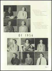 Page 15, 1956 Edition, Corsicana High School - Corsican Yearbook (Corsicana, TX) online yearbook collection