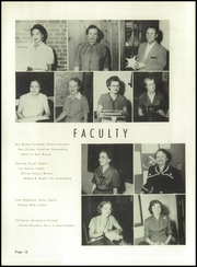 Page 16, 1956 Edition, Corsicana High School - Corsican Yearbook (Corsicana, TX) online yearbook collection