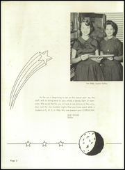 Page 6, 1956 Edition, Corsicana High School - Corsican Yearbook (Corsicana, TX) online yearbook collection