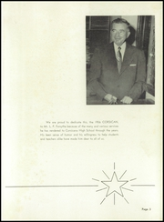 Page 7, 1956 Edition, Corsicana High School - Corsican Yearbook (Corsicana, TX) online yearbook collection
