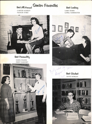 Page 16, 1961 Edition, Joshua High School - Owls Nest Yearbook (Joshua, TX) online yearbook collection