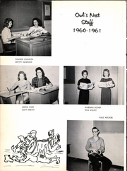 Page 6, 1961 Edition, Joshua High School - Owls Nest Yearbook (Joshua, TX) online yearbook collection
