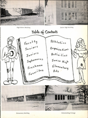 Page 7, 1961 Edition, Joshua High School - Owls Nest Yearbook (Joshua, TX) online yearbook collection