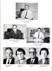 Page 10, 1964 Edition, Joshua High School - Owls Nest Yearbook (Joshua, TX) online yearbook collection