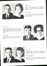 Page 14, 1964 Edition, Joshua High School - Owls Nest Yearbook (Joshua, TX) online yearbook collection