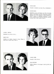 Page 16, 1964 Edition, Joshua High School - Owls Nest Yearbook (Joshua, TX) online yearbook collection