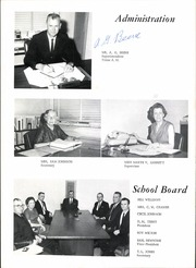 Page 8, 1964 Edition, Joshua High School - Owls Nest Yearbook (Joshua, TX) online yearbook collection