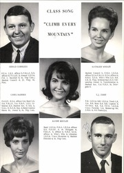 Page 17, 1966 Edition, Joshua High School - Owls Nest Yearbook (Joshua, TX) online yearbook collection