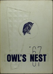 Page 1, 1967 Edition, Joshua High School - Owls Nest Yearbook (Joshua, TX) online yearbook collection