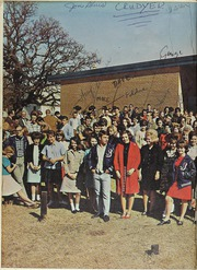 Page 2, 1967 Edition, Joshua High School - Owls Nest Yearbook (Joshua, TX) online yearbook collection