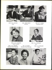 Page 14, 1958 Edition, Lincoln High School - Tiger Yearbook (Dallas, TX) online yearbook collection