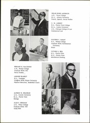 Page 16, 1958 Edition, Lincoln High School - Tiger Yearbook (Dallas, TX) online yearbook collection