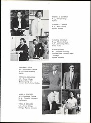 Page 17, 1958 Edition, Lincoln High School - Tiger Yearbook (Dallas, TX) online yearbook collection
