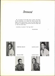 Page 6, 1958 Edition, Lincoln High School - Tiger Yearbook (Dallas, TX) online yearbook collection