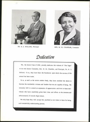 Page 8, 1958 Edition, Lincoln High School - Tiger Yearbook (Dallas, TX) online yearbook collection