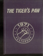 1971 Edition, Lincoln High School - Tiger Yearbook (Dallas, TX)