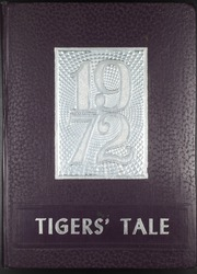 1972 Edition, Lincoln High School - Tiger Yearbook (Dallas, TX)