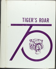 1975 Edition, Lincoln High School - Tiger Yearbook (Dallas, TX)