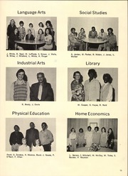 Page 17, 1975 Edition, Lincoln High School - Tiger Yearbook (Dallas, TX) online yearbook collection