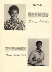 Page 8, 1975 Edition, Lincoln High School - Tiger Yearbook (Dallas, TX) online yearbook collection