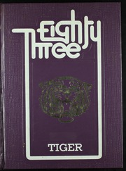 1983 Edition, Lincoln High School - Tiger Yearbook (Dallas, TX)