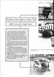 Page 130, 1985 Edition, Lincoln High School - Tiger Yearbook (Dallas, TX) online yearbook collection