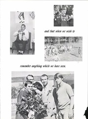 Page 13, 1970 Edition, North Shore Senior High School - Mustang Yearbook (Houston, TX) online yearbook collection