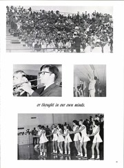 Page 15, 1970 Edition, North Shore Senior High School - Mustang Yearbook (Houston, TX) online yearbook collection