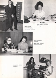 Page 10, 1971 Edition, Madisonville High School - Mustang Yearbook (Madisonville, TX) online yearbook collection