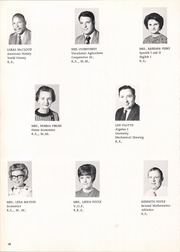 Page 14, 1971 Edition, Madisonville High School - Mustang Yearbook (Madisonville, TX) online yearbook collection