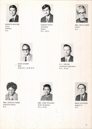 Page 15, 1971 Edition, Madisonville High School - Mustang Yearbook (Madisonville, TX) online yearbook collection
