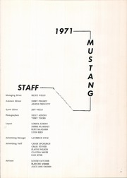 Page 5, 1971 Edition, Madisonville High School - Mustang Yearbook (Madisonville, TX) online yearbook collection
