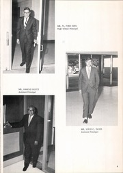 Page 9, 1971 Edition, Madisonville High School - Mustang Yearbook (Madisonville, TX) online yearbook collection
