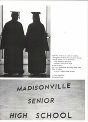 Page 17, 1972 Edition, Madisonville High School - Mustang Yearbook (Madisonville, TX) online yearbook collection