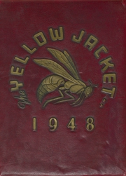 1948 Edition, Thomas Jefferson High School - Yellow Jacket Yearbook (Port Arthur, TX)