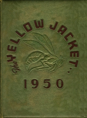1950 Edition, Thomas Jefferson High School - Yellow Jacket Yearbook (Port Arthur, TX)