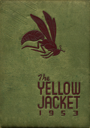 1953 Edition, Thomas Jefferson High School - Yellow Jacket Yearbook (Port Arthur, TX)