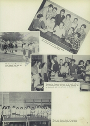 Page 13, 1953 Edition, Thomas Jefferson High School - Yellow Jacket Yearbook (Port Arthur, TX) online yearbook collection