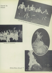 Page 15, 1953 Edition, Thomas Jefferson High School - Yellow Jacket Yearbook (Port Arthur, TX) online yearbook collection