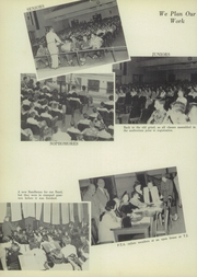 Page 16, 1953 Edition, Thomas Jefferson High School - Yellow Jacket Yearbook (Port Arthur, TX) online yearbook collection