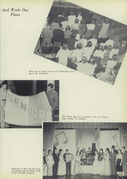 Page 17, 1953 Edition, Thomas Jefferson High School - Yellow Jacket Yearbook (Port Arthur, TX) online yearbook collection