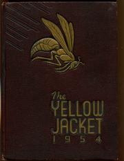 1954 Edition, Thomas Jefferson High School - Yellow Jacket Yearbook (Port Arthur, TX)
