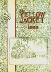 1955 Edition, Thomas Jefferson High School - Yellow Jacket Yearbook (Port Arthur, TX)